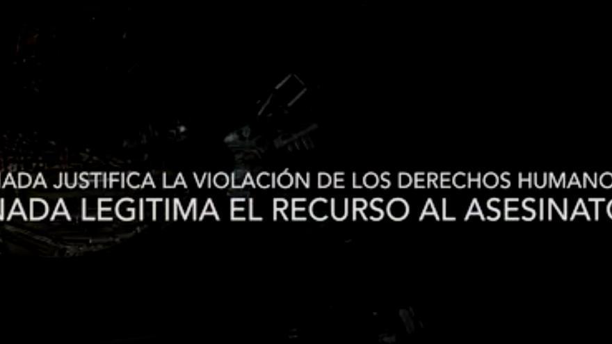 Imagen del comienzo de los vídeos del programa Herengun!