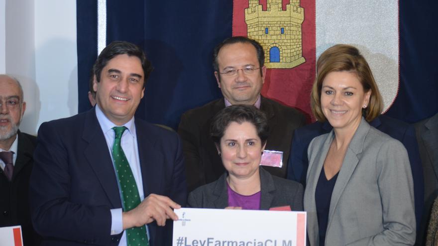 Aprobada la nueva ley de farmacia de Castilla-La Mancha / Foto: Javier Robla