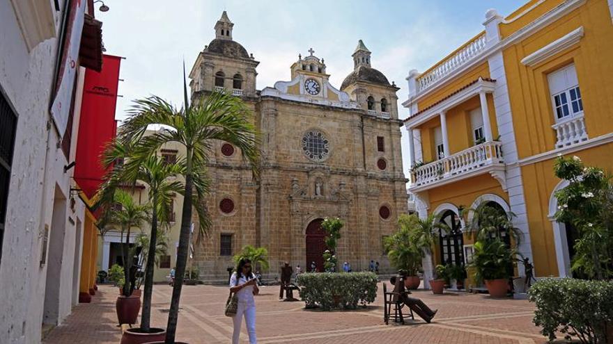 El alcalde de Cartagena dice que la ciudad es un punto de partida para la paz en Colombia