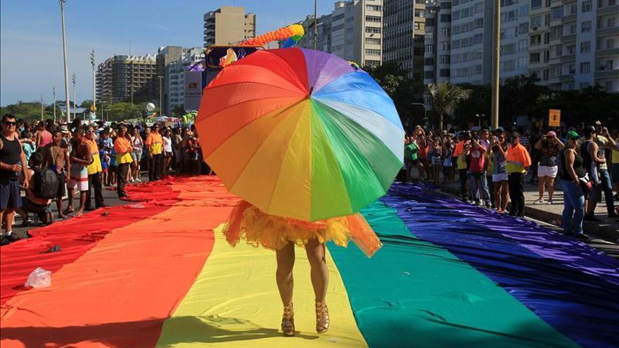 Miles de personas salen hoy a la calle en todo el mundo para pedir el fin de la homofobia