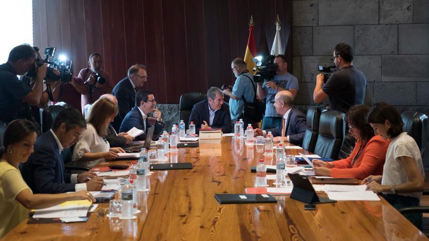 Consejo del Gobierno de Canarias