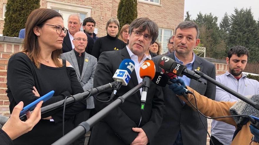 Puigdemont y JxCat piden explicaciones por un presunto espionaje de un fiscal de la AN