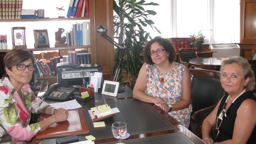 La Coordinadora de Mujeres Abogadas presentará las conclusiones de su congreso en la Asamblea Regional de Murcia