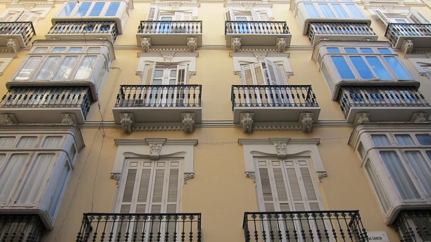 Málaga y Almería, entre las provincias con mayor porcentaje de viviendas usadas en venta, con más del 4% de su parque
