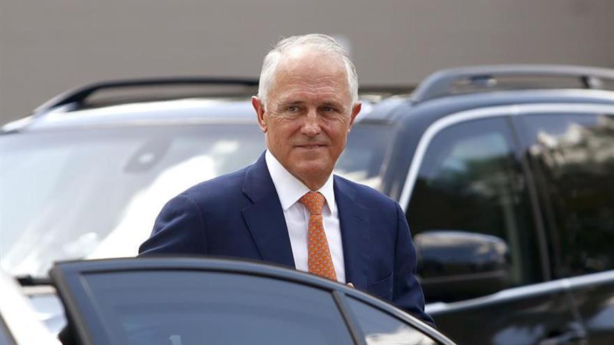Turnbull confía en una transición sin problemas entre Tillerson y Pompeo