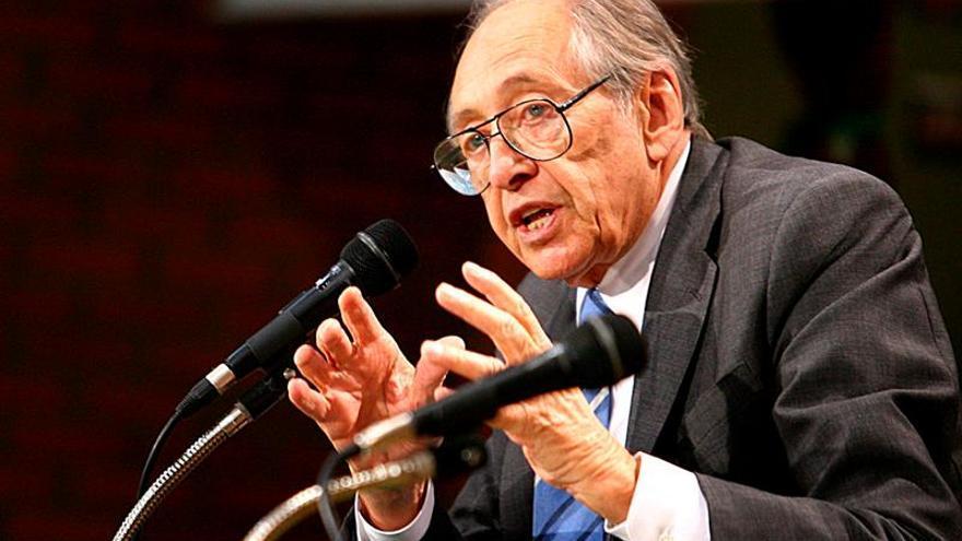 """Fallece el escritor Alvin Toffler, autor de """"El shock del futuro"""""""