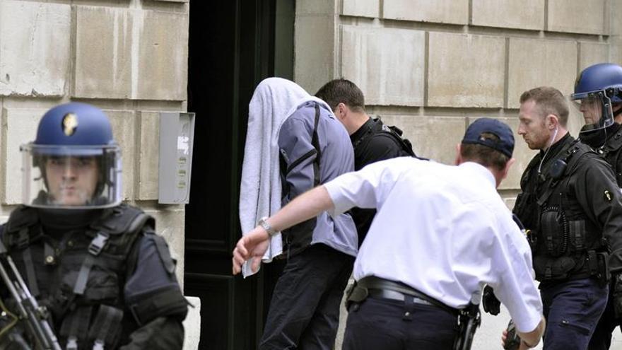 Francia suaviza el régimen penitenciario de siete presos etarras