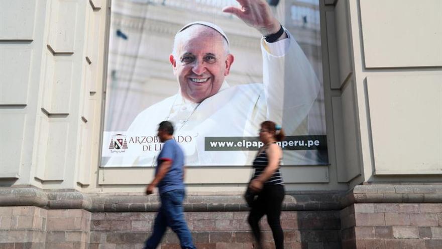 El obispo de Pueblo Maldonado: El papa viene a que se escuche a los indígenas