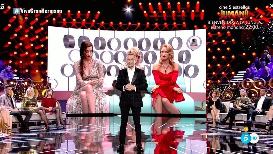 En directo: te contamos la gran final de 'GH VIP 7' con  Adara Molinero, Mila Ximénez y Alba Carrillo