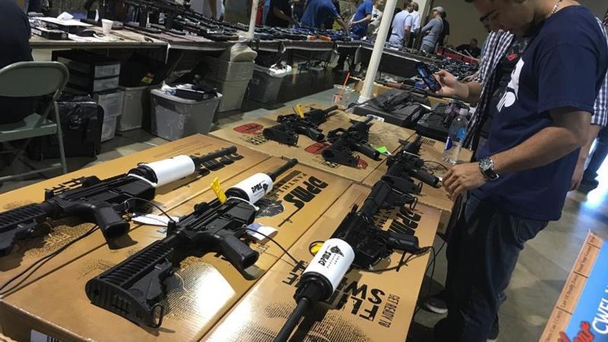 Un 30 por ciento de los estadounidenses admiten tener armas