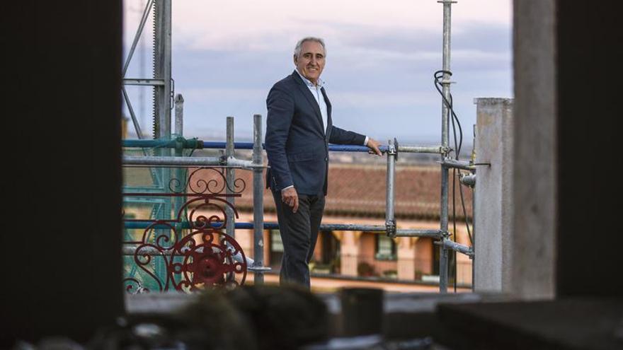 """El Hotel Café Español, de Adolfo Muñoz, abrirá en 2018 """"en el corazón de Toledo"""""""