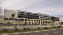 Sede del Gobierno vasco, en Vitoria