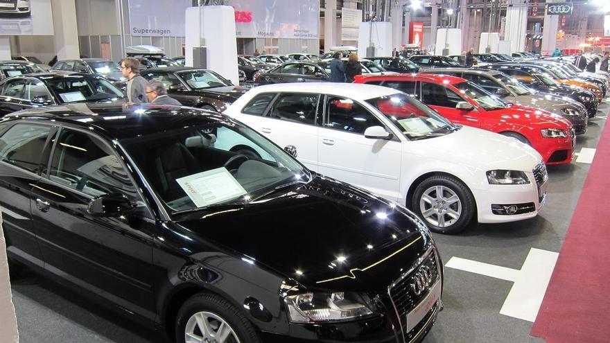 El precio medio del vehículo de ocasión crece un 2,1% en mayo en Cantabria