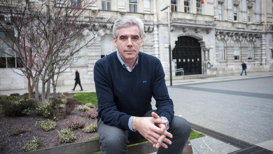 José María Fuentes Pila encabeza la candidatura del PRC al Ayuntamiento de Santander, tal y como ya hiciera en 2011.