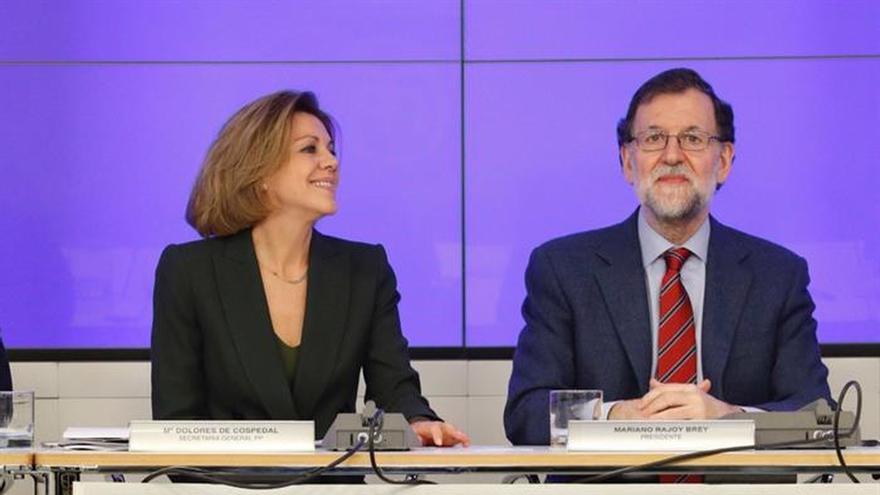 Rajoy: El decreto sobre la reforma de la estiba se aprobará tarde o temprano