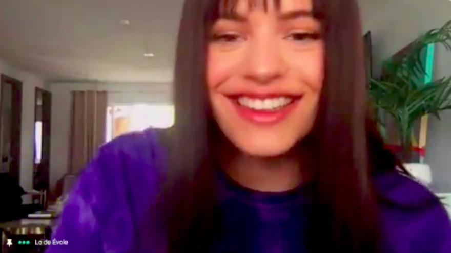 Rosalía hace doblete televisivo esta semana: el miércoles en 'El Hormiguero' y el domingo con Évole