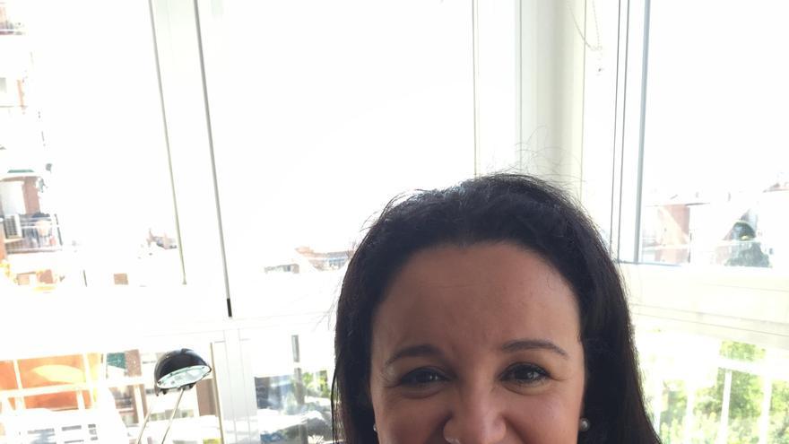 Elena Villanueva, analista asociada del ISGlobal