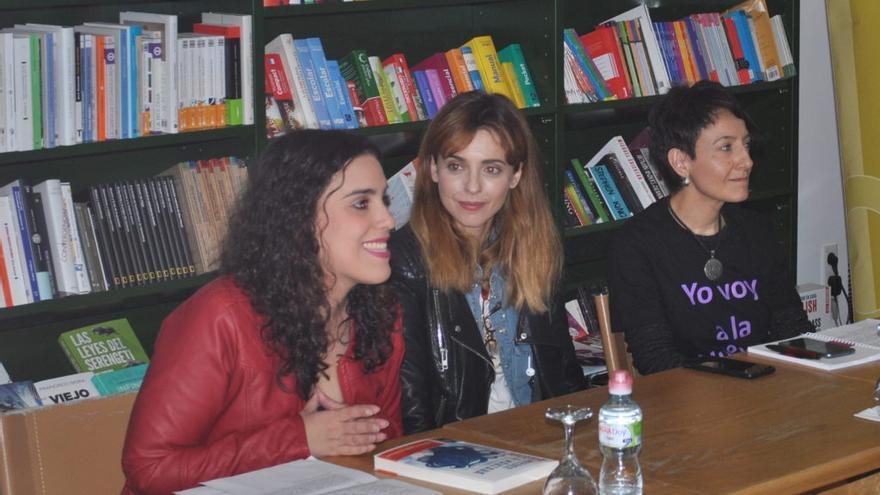 Presentación del libro de Leticia Dolera