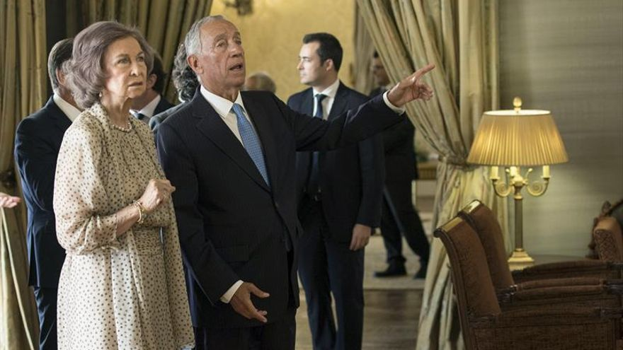 Doña Sofía abre una cumbre mundial con un  llamamiento a buscar una solución al Alzheimer
