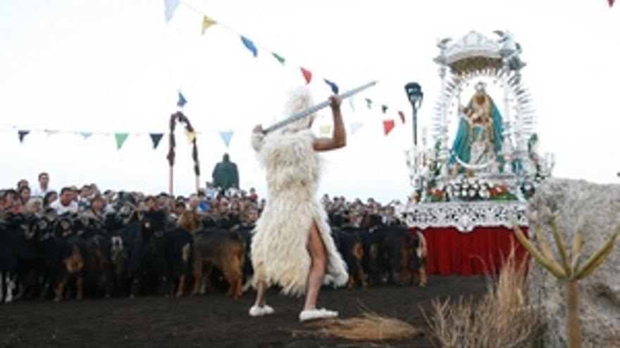 Fiestas en Candelaria. (ACN PRESS)