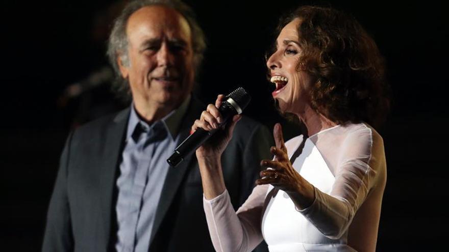 """La nostalgia y emoción de """"El gusto es nuestro"""" pone en pie al público chileno"""