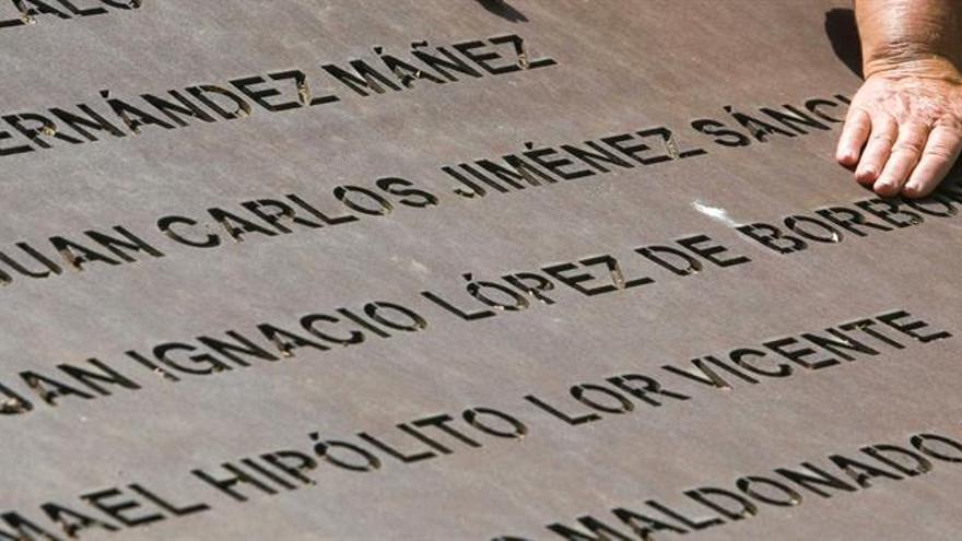 Familiares de seis víctimas del Yak urgen a Defensa respuesta a su recurso