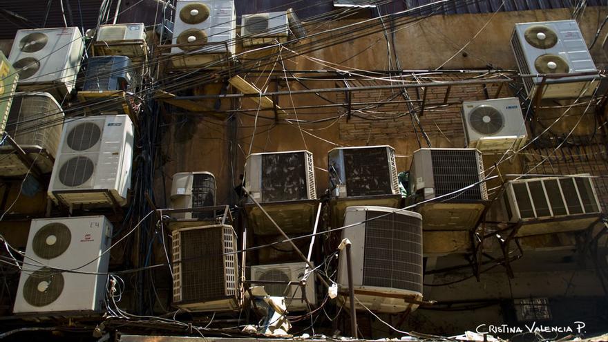 El alto consumo en los países cálidos disparará el consumo eléctrico y las emisiones