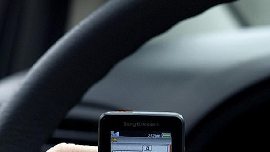 La utilización del móvil al volante puede ser mortal (Foto: OregonDOT | Flickr)