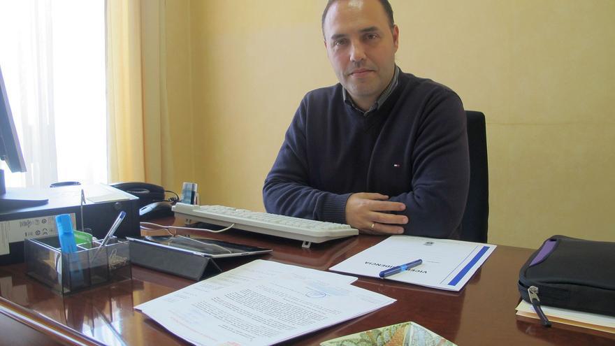 Luis Camacho es consejero de Recursos Humanos del Cabildo.