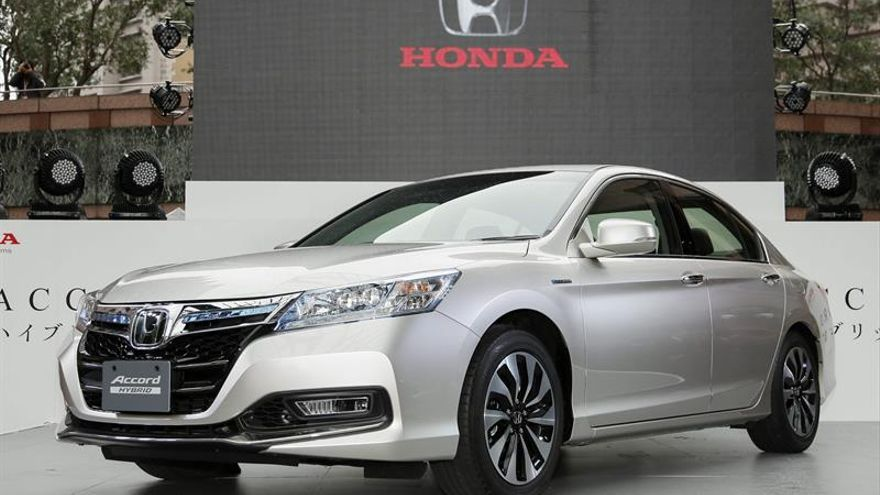 Honda desarrolla el primer motor para híbridos que no usa metales escasos