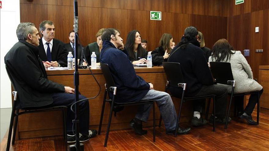 Condenado a 24 años de cárcel por descuartizar a su pareja en Cadrete (Zaragoza)