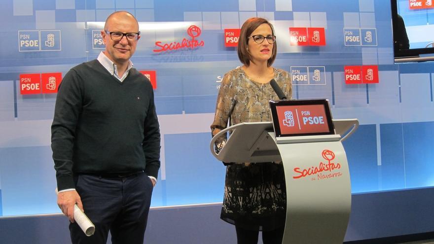 PSN presenta un documento base para alcanzar un pacto social y político por la Educación en Navarra