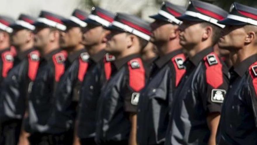 Policía Canaria. (Archivo).
