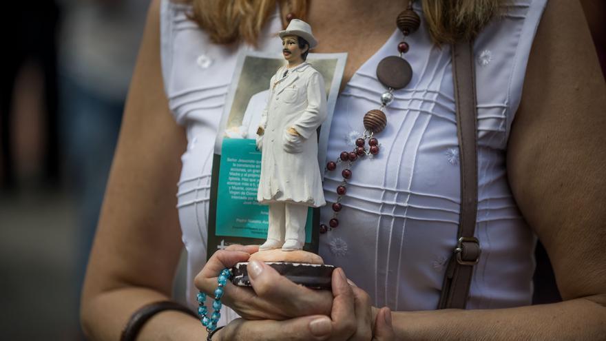 Venezuela empieza la cuenta atrás para la beatificación de José Gregorio