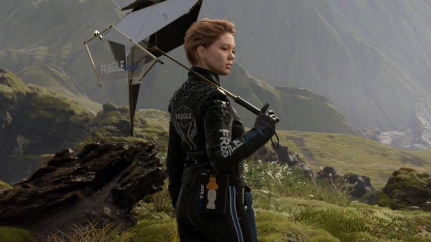 Imagen de 'Death Stranding', el videojuego del evento de PlayStation