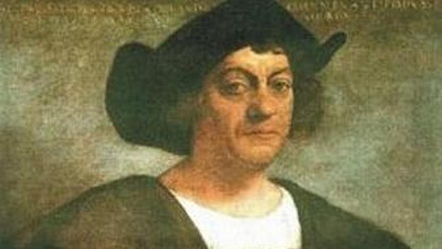 Cristóbal Colón, ¿natural de Ibiza?. (EP)