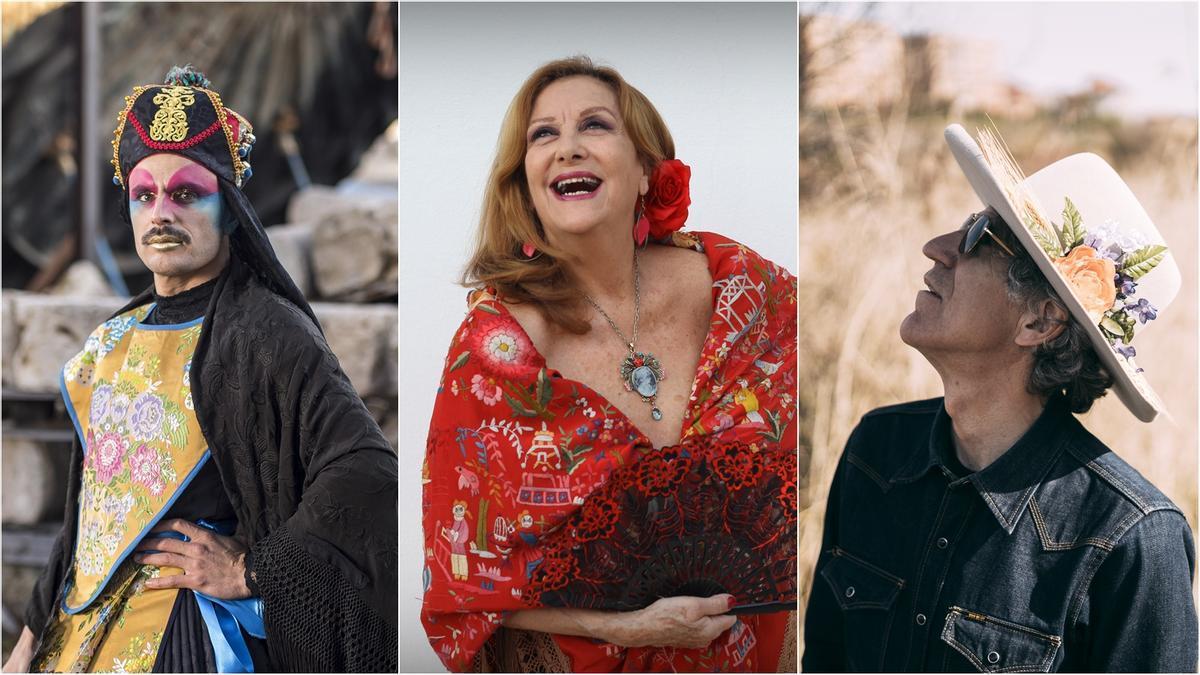 Rodrigo Cuevas, Olga María Ramos, Mikel Erentxun actuarán en San Isidro 2021