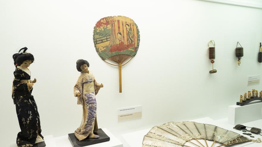 El arte japonés llega al Espacio Cultural CajaCanarias de La Palma con la exposición 'Geisha y Samurái'