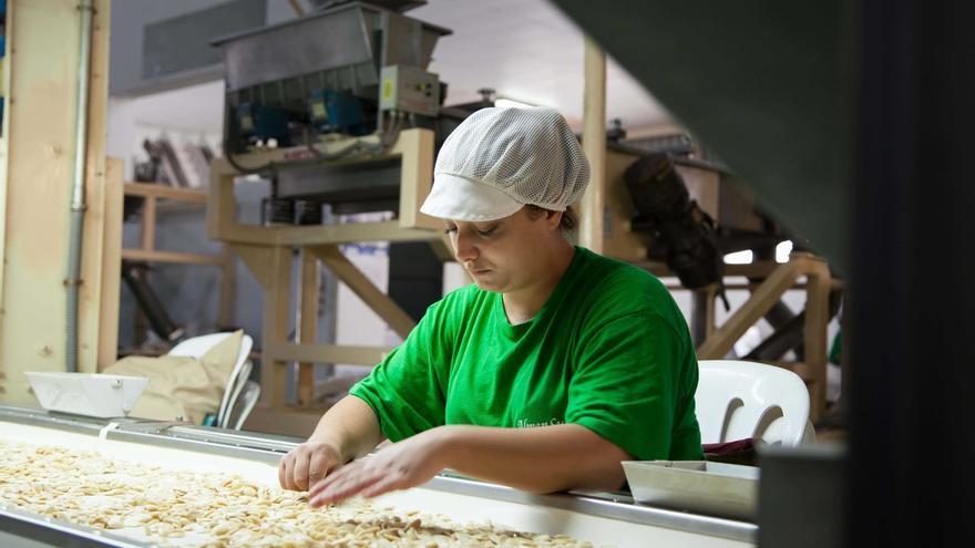 Andalucía roza los 100 millones en exportación de almendras y multiplica por 7 las ventas en una década