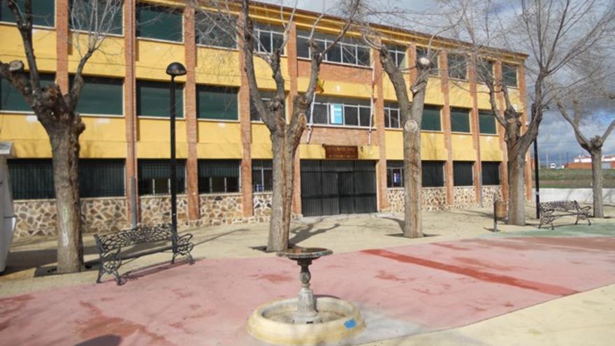 Centro educativo Montes Norte, Piedrabuena (Ciudad Real)