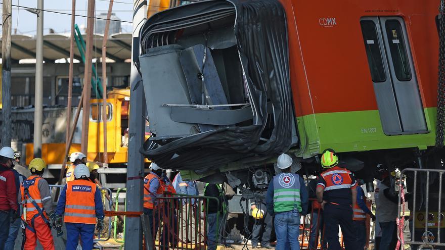 Principales accidentes de metro con víctimas mortales de los últimos 30 años
