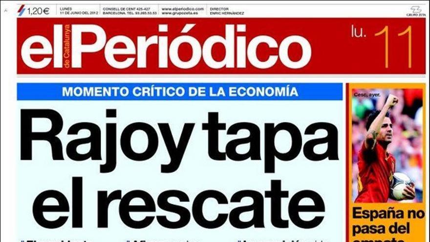 De las portadas del día (11/06/2012) #10
