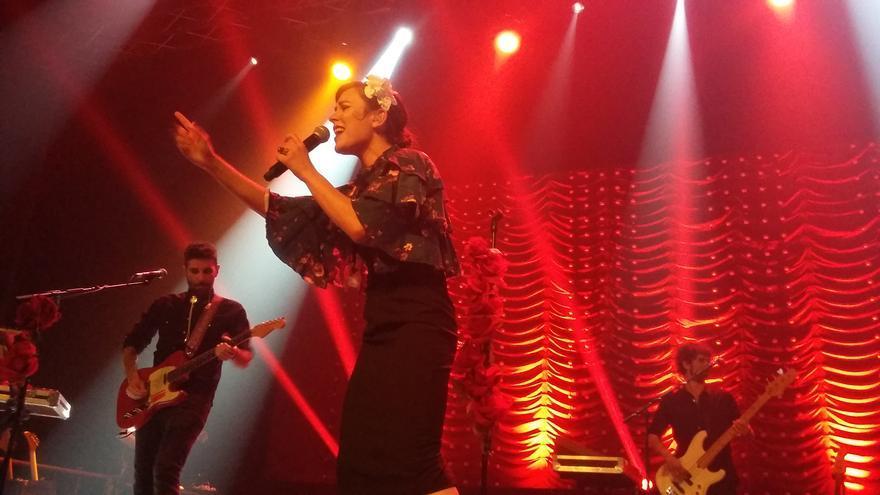Fuel Fandango en el Teatro Circo de Murcia / ELISA RECHE