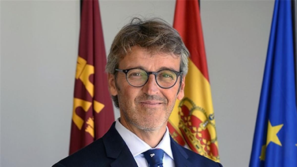 Luis Alberto Marín, nuevo Consejero de Economía y Hacienda de la Región