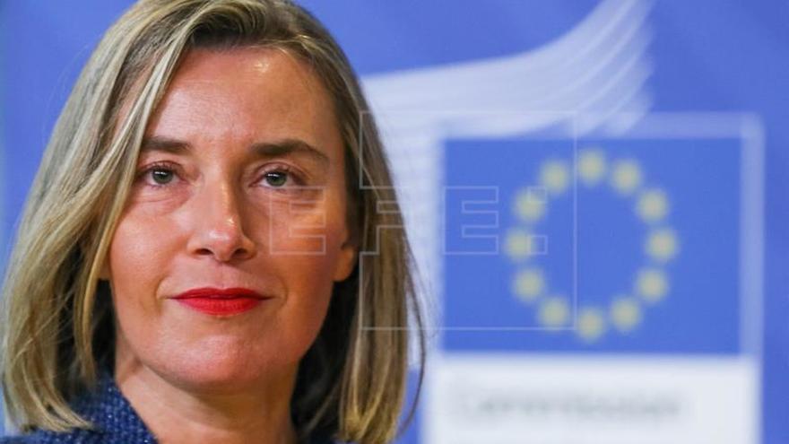 Mogherini defiende en la Eurocámara el diálogo con Cuba pese a las dificultades