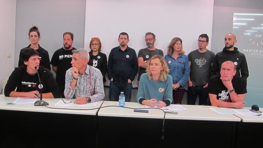 Sindicatos de enseñanza concertada de Euskadi convocan un mes de huelga del 7 de noviembre al 5 de diciembre