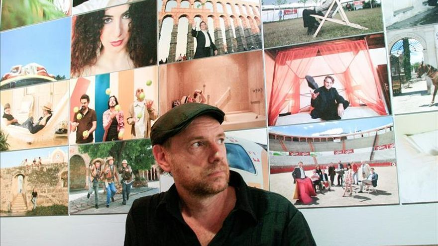 El fotógrafo argentino Daniel Mordzinski, premio OCIb a la Cooperación Iberoamericana