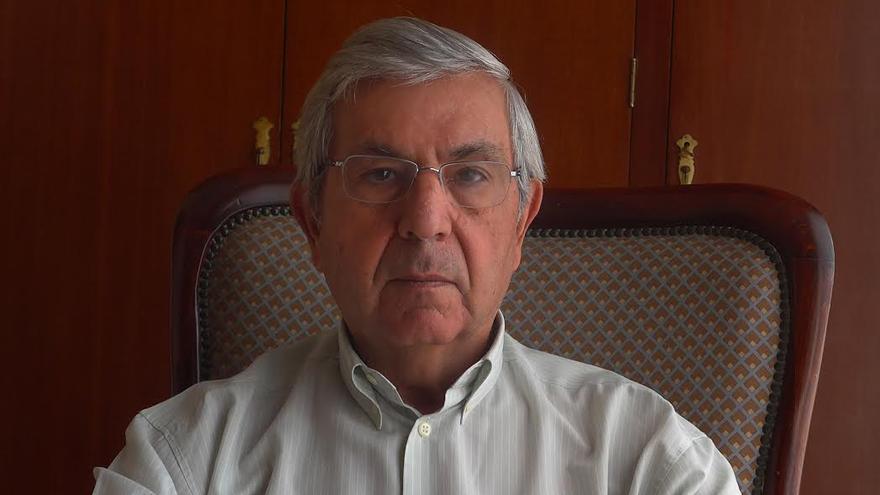 Leandro Trujillo mantuvo una estrecha relación con Juan Régulo.
