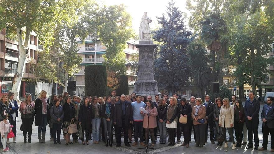 """El PP rechaza """"cualquier forma de violencia contra la mujer"""" en un acto conmemorativo del 25 de noviembre"""