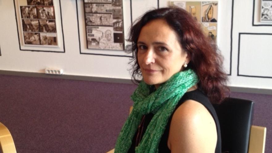 María Dolores Raigón, presidenta de la Sociedad Española de Agricultura Ecológica.